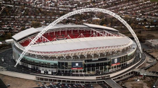 I am Rebuilding Wembley
